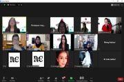 Gelar Webinar Parenting, Perempuan Jenggala Mantapkan Program E-Learning