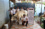 Warga Indonesia Sumbang Hewan Kurban untuk Palestina, Uganda, dan Burma