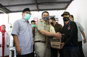 Pemprov DKI Jakarta Bagikan 3.000 Sembako untuk Pegiat Seni di PAMMI