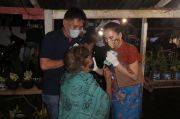 Cabup Minut Ini Terus Berbagi Berkat di Tengah Pandemi COVID-19