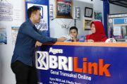 Dana Murah BRILink Capai Rp9,5 Triliun hingga Juni