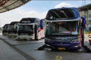 Kini Giliran Pengusaha Bus AKAP Ngegas Terancam Bangkrut