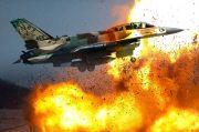 Langka, Israel Akui Bombardir Damaskus