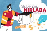 5 Organisasi Amal Ini Memiliki Kekayaan yang Mencengangkan