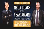 Budenholzer dan Donovan Terpilih sebagai Pelatih Terbaik Versi NBCA