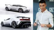 Rayakan Scudetto, Ronaldo Beli Bugatti Centodieci Edisi Terbatas