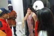 Seorang IRT di Surabaya 1 Jam Terjebak di Lift Macet