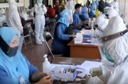 65 Guru SMP Reaktif Rapid Test Massal Jelang Sekolah Tatap Muka
