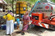 Kemarau Panjang, Ribuan Warga Mojokerto Terancam Krisis Air Bersih