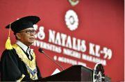 Nurdin Harap UNM Berperan Penuhi Kebutuhan Dasar Warga Pulau