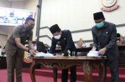 DPRD Makassar Setujui Ranperda LPJ APBD 2019 jadi Perda