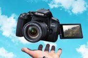 Canon EOS 850D, Kamera DSLR Entry-Level dengan Segudang Fitur Semi-Pro