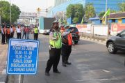 Pemkot Jakut Imbau Pengendara Mobil Taati Ganjil Genap