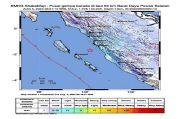 Gempa Bermagnitudo 5,2 Guncang Pesisir Selatan Sumbar