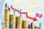 Ekonomi RI Ambyar -5,32%, Awas Jurang Resesi!