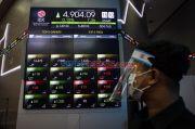 Saham Farmasi Jadi Obat Saat Ekonomi Minus, IHSG Ditutup Naik ke 5.127