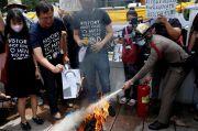 Anak Muda Thailand Tuntut Reformasi Kerajaan