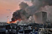 Trump Sebut Ledakan Beirut Serangan Bom, Inggris: Terlalu Dini Berspekulasi