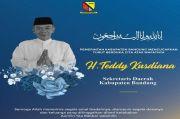 Kabupaten Bandung Berduka, Sekda Teddy Meninggal Akibat Sakit Jantung