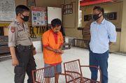 Curi Celana Dalam Wanita, Pria Paruh Baya Ditangkap Polisi