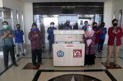 Mahasiswa UMSurabaya Persembahkan Alat Penangkal Corona Otomatis