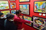 Kaset Reza Artamevia hingga Lukisan Adele Ada di Galeri Perupa Jakarta