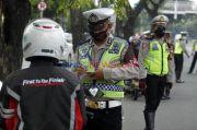 99.835 Pelanggaran Selama Operasi Patuh Jaya 2020, Pengendara Motor Terbanyak