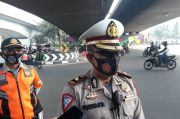 Satlantas Wilayah Jakarta Barat Sebut Pelanggar Ganjil Genap Berkurang