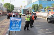 186 Kendaraan Melanggar Aturan Ganjil Genap di Jakarta Utara