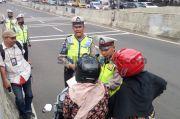 2 Pekan Gelar Operasi Patuh Jaya, 1.807 Pelanggar Ditilang di Jakarta Barat