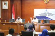 HUT RI, Pemkot Jakut Imbau Masyarakat Hentikan Aktivitas Sejenak