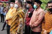 Mendagri Ajak Kepala Daerah Canangkan Gerakan Sejuta Masker
