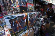 Impor Mainan China Tetap Deras di Tengah Pandemi, Pengusaha: SNI-nya Palsu