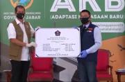 2 Juta Masker Dari BNPB Diserahkan untuk Warga Jawa Barat