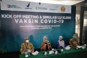 Relawan Vaksin COVID-19 Sinovac Dapat Insentif Rp1 Juta