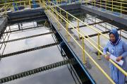 Perumda Tirta Raharja Antisipasi Penurunan Sumber Air Baku
