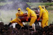 Tingkat Kematian COVID-19 di Jatim Tertinggi se-Indonesia, Ini Kata Khofifah