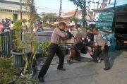 Kejar-kejaran Warnai Penangkapan Pencuri Mobil Bank BRI