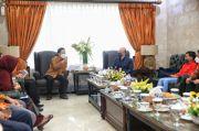 Rudy Djamaluddin Minta CSR Telkomsel Fokus Pembelajaran Daring
