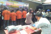 Lima Pelaku Pembunuhan di Padangsidimpuan Ditangkap, Satu Tewas