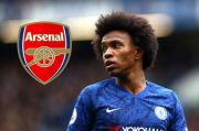 Arsenal Pecat 55 Karyawan tapi Janjikan Gaji Tinggi untuk Willian