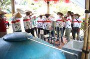 Pemkot Jakarta Utara Resmikan Stasiun Kerja Biodigester di Koja