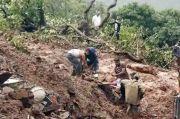 Setidaknya 12 Tewas Akibat Tanah Longsor di India