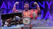 Anthony Joshua: Tragedi KO Mike Tyson, Pepatah Pelacur, Kehormatan