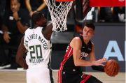 Sikat Miami Heat, Milwaukee Bucks Pimpin Wilayah Timur