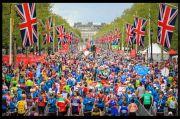 London Marathon Dibatalkan, 40 Ribu Pelari dari Seluruh Dunia Kecewa Berat