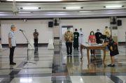 Dilantik Virtual, 511 Pejabat Jateng Diingatkan Cegah COVID-19