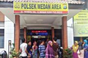 Nekat Bobol Dinding, 8 Tahanan Polsek Medan Area Kabur