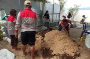 Penyuluh Kostratani di Jateng Praktik Membuat Pupuk Organik saat ToT CSA SIMURP