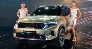 KIA Motors Resmi Hadirkan SUV Kecil Sonet